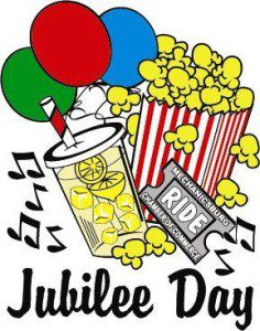Mechanicsburg Jubilee Day logo